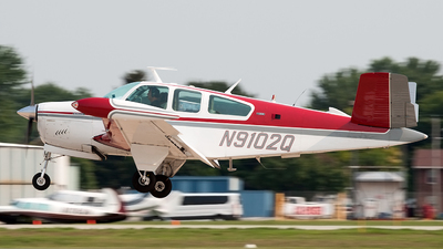 N9102Q - Beechcraft V35B Bonanza - Private