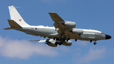 ZZ665 - Boeing RC-135W Rivet Joint - United Kingdom - Royal Air Force (RAF)