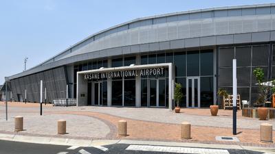FBKE - Airport - Terminal