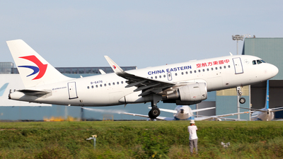 B-6476 - Airbus A319-115 - China Eastern Airlines