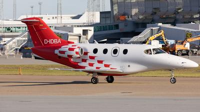 D-IDBA - Raytheon 390 Premier IA - Fly Alpha