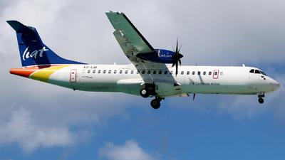 V2-LIB - ATR 72-212A(600) - Leeward Islands Air Transport (LIAT)