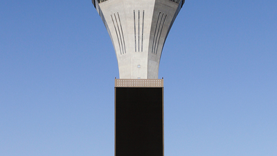 ZBAA - Airport - Control Tower
