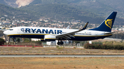 EI-EBH - Boeing 737-8AS - Ryanair