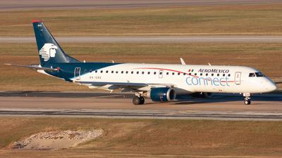 XA-GAX - Embraer 190-100IGW - Aeromexico Connect