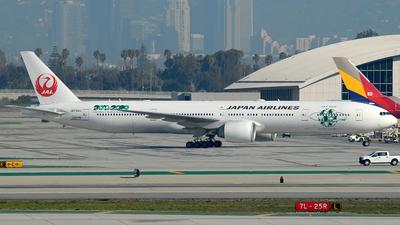 A picture of JA734J - Boeing 777346(ER) - Japan Airlines - © Jason Whitebird