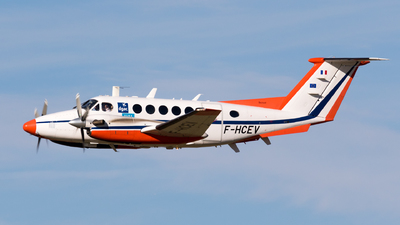 A picture of FHCEV - Beech B200GT Super King Air - ENAC Ecole Aviation Civile - © Jesse Vervoort