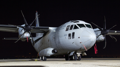 4120 - Alenia C-27J Spartan - Greece - Air Force