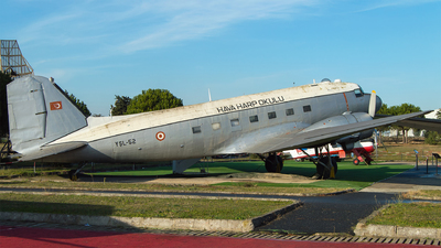 6052 - Douglas C-47A Skytrain - Turkey - Air Force