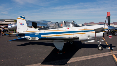 N865NA - Beechcraft T-34C Turbo Mentor - United States - National Aeronautics and Space Administration (NASA)