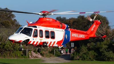 VH-YXH - Agusta-Westland AW-139 - Air Ambulance Victoria