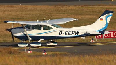 D-EEPW - Reims-Cessna F182P Skylane - Private