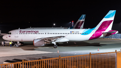 D-ABNN - Airbus A320-214 - Germanwings