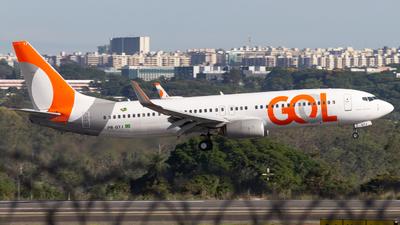 A picture of PRGTJ - Boeing 7378EH - GOL Linhas Aereas - © DeltaFox Spotter
