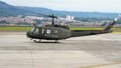 A picture of PNC0747 - Bell UH1H Huey II - [6717332] - © Omar Zapata