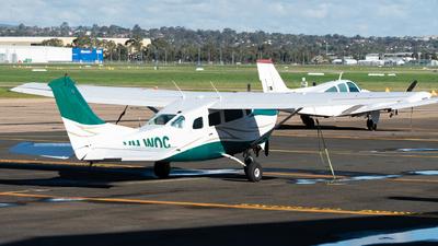 A picture of VHWOC - Cessna U206F Stationair - [U20603464] - © Mitch Coad