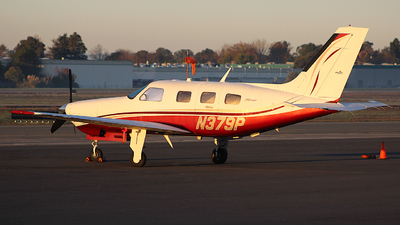 N379P - Piper PA-46-350P Malibu Mirage - Private