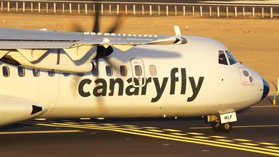 EC-MLF - ATR 72-212A(500) - Canaryfly