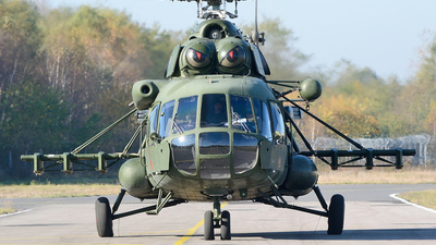 6110 - Mil Mi-17-1V Hip - Poland - Army