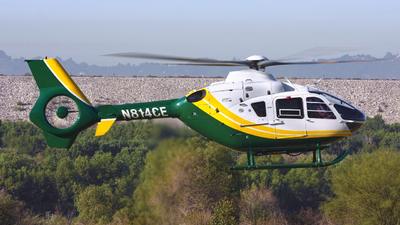 N814CE - Eurocopter EC 135P2+ - Southern California Edison