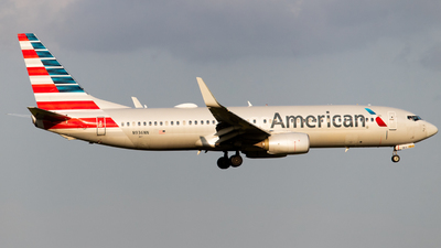 A picture of N936NN - Boeing 737823 - American Airlines - © DreamRiser