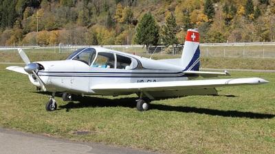 HB-ELP - SIAI-Marchetti S205 18/R - Private