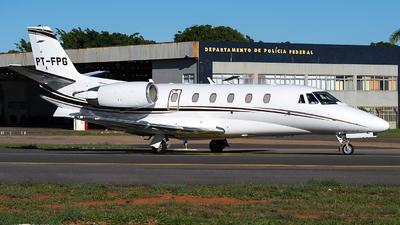 A picture of PTFPG - Cessna 560XLS Citation Excel + - [5606043] - © Gabriel Melo