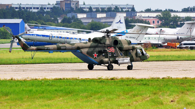RF-90673 - Mil Mi-8MT Hip - Russia - Air Force