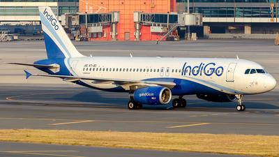 A picture of VTIEI - Airbus A320232 - IndiGo - © Rohan Paliwal