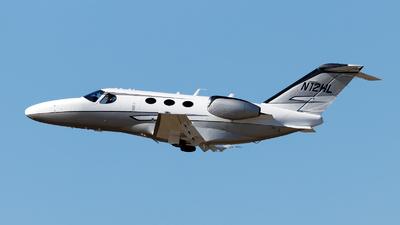 A picture of N12HL - Cessna 510 Citation Mustang - [5100254] - © Oliver Richter