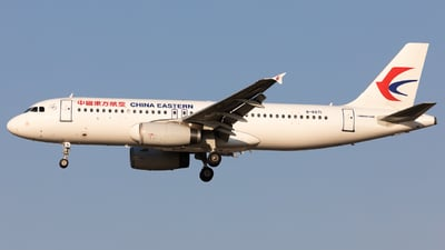 B-6671 - Airbus A320-232 - China Eastern Airlines