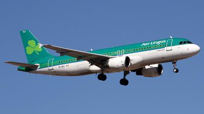 EI-DEJ - Airbus A320-214 - Aer Lingus