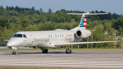A picture of N699AE - Embraer ERJ145LR - American Airlines - © Lucas Hartshorn - 603_aviation