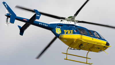 PT-YZJ - Bell 407 - Brazil - Highways Federal Police