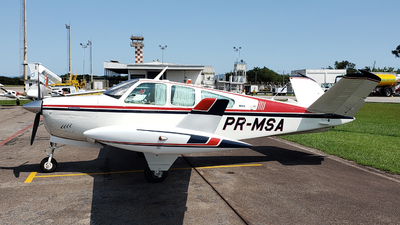PR-MSA - Beechcraft V35B Bonanza - Private