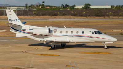 PR-VTO - Cessna 560XL Citation XLS Plus - Interavia Taxi Aereo