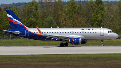 A picture of VQBPU - Airbus A320214 - Aeroflot - © Hugo Schwarzer