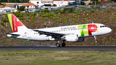 A picture of CSTTF - Airbus A319111 - [0837] - © Nelson Sousa