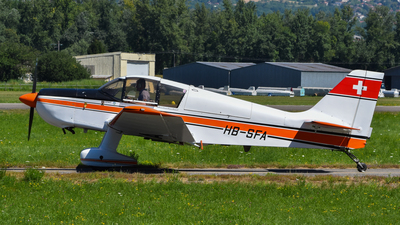 HB-SFA - Jodel D140E Mousquetaire IV - Private