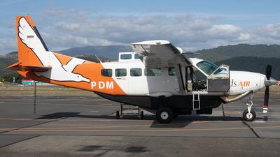 ZK-PDM - Cessna 208 Caravan - Sounds Air