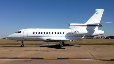 N885 - Dassault Falcon 900 - Private