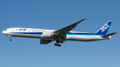 JA794A - Boeing 777-381ER - All Nippon Airways (ANA)
