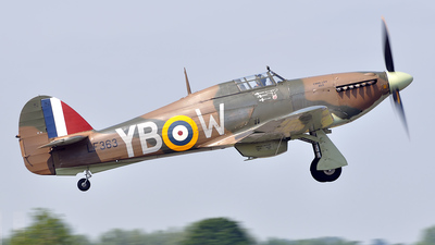 LF363 - Hawker Hurricane Mk.IIC - United Kingdom - Battle of Britain Memorial Flight (BBMF)