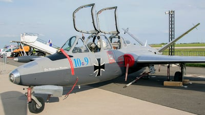 D-IFCC - Fouga CM-170 Magister - Private