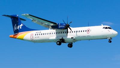 A picture of V2LIN - ATR 72600 - [1366] - © Martin Rogosz