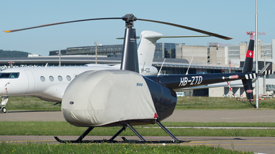 A picture of HBZTD - Robinson R44 Raven II - [11915] - © Mateo León