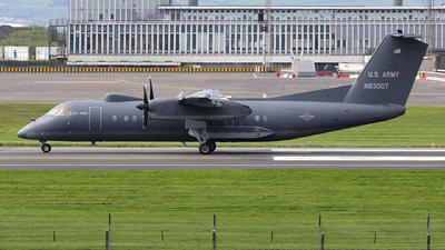 A picture of N8300T - De Havilland Canada Dash 8300 - [358] - © Ian Howat