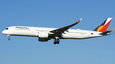 RP-C3504 - Airbus A350-941 - Philippine Airlines