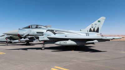 307 - Eurofighter Typhoon EF2000 - Saudi Arabia - Air Force
