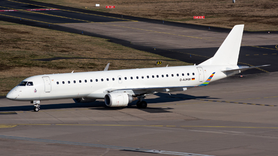 D-AJHW - Embraer 190-100LR - German Airways